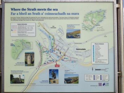 Helmsdale information